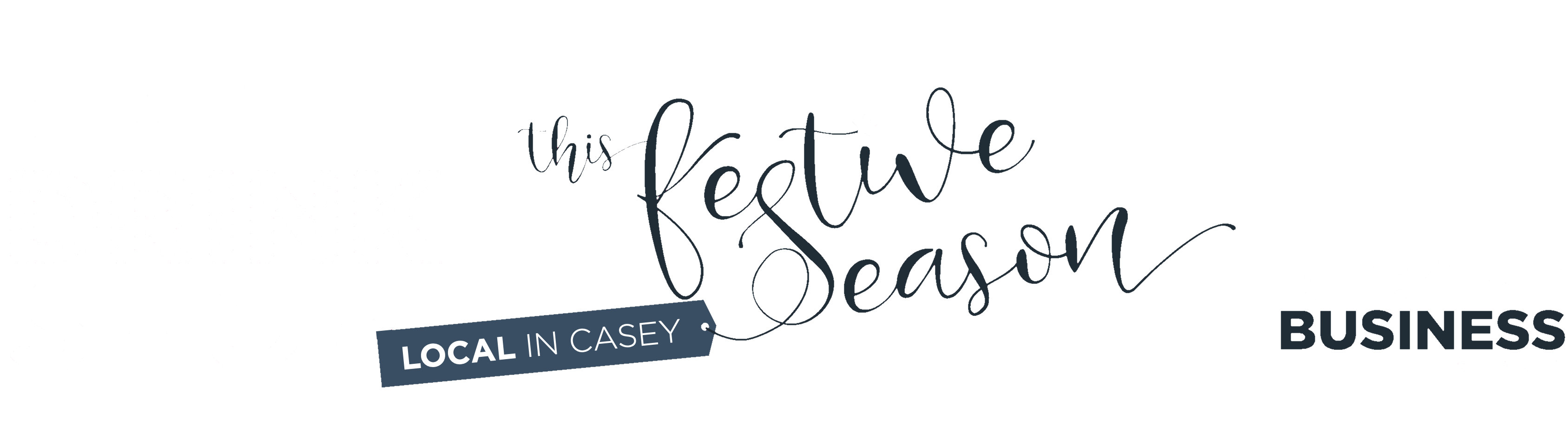Eat, drink, shop local in Casey this festive season